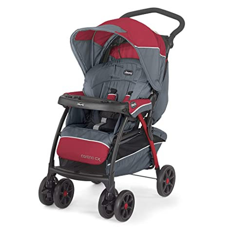 Chicco Cortina CX Stroller (Lava), and toddlers, 0-4 years, Pram for boys and girls